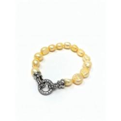 Bracciale perle di fiume...