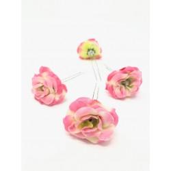 Forcina fiore rosa fucsia...