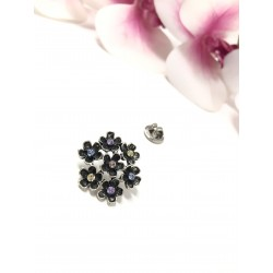 Spilla brooch bouquet fiori...
