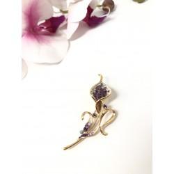 Spilla brooch fiore Calla...