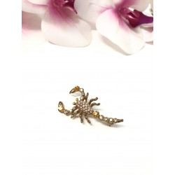 Spilla brooch Scorpione...