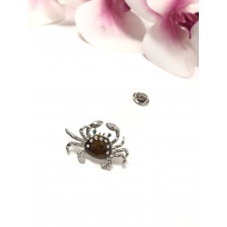Spilla brooch Granchio...