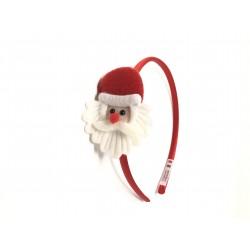 Cerchietto Babbo Natale...